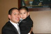 Ryan Michael Alonso died April 8th 2010. He left behind wife and 6 year old son